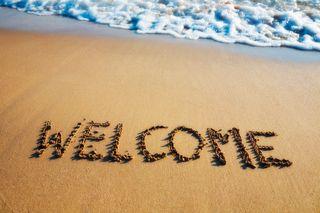 Welcome beach